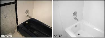 Refinishing Bathtubs Cost Reglaze Bathroom Tile Interior And Exterior Home Design