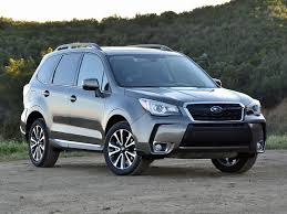 subaru eagle eye 2017 subaru forester overview cargurus