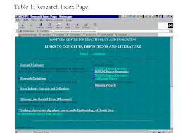 Search Engine For Research Papers Jmir Organizing The Present Looking To The Future An Online