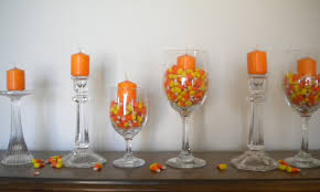 Glass Halloween Ornaments by Poppies At Play Super Easy Halloween Centerpieces
