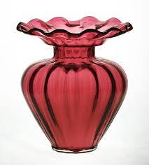 Antique Cranberry Glass Vase 178 Best Cranberry Glass Images On Pinterest Cranberry Glass