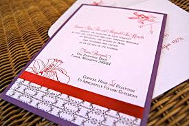 orchid inspired wedding invitations u0026 stationery colorfully