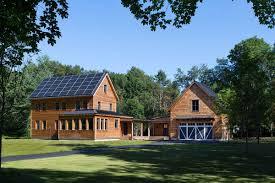 lincoln net positive farmhouse living future institute