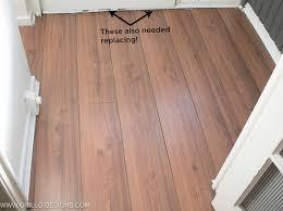 how to wallpaper a floor a renter friendly alternative u2022 grillo