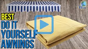 Aleko Awning Reviews Top 6 Do It Yourself Awnings Of 2017 Video Review