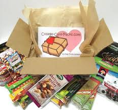 College Care Package Subscription Care Package Plans U2013 College Care Packs