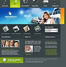 sixthlife 80 insurance business website templates