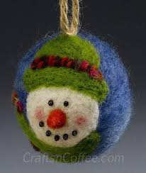 25 unique felt snowman ideas on felt crafts