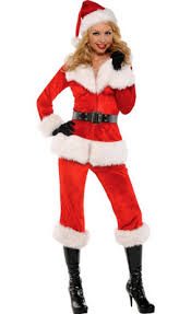 mrs santa claus costume mrs claus costume party city