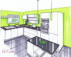 cuisine verte et grise cuisine le blog de elise fossoux