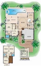 House Plans With Outdoor Living Space West Indies House Plan Island Kitchen Outdoor Living Space