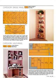 Woodworking Plans Corner Bookcase by 79 Best Corner Shelf Plans Images On Pinterest Corner Shelf Diy
