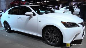 lexus gs 450h engine 2015 lexus gs450h hybrid f sport exterior and interior