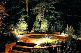 Outdoor Backyard Lighting Lighting Ideas For Backyard Jacketsonline Club