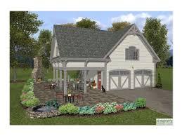 garage plans with porch garage loft plans two car garage loft plan with covered porch