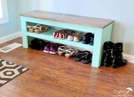 Diy Entryway Shoe Storage 25 Best Shoe Storage Benches Ideas On Pinterest Hallway Shoe