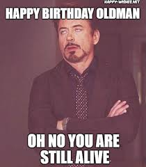 Man Memes - happy birthday old man funny memes wishes happy wishes