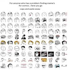 Internet Meme Names - meme face names memeshappy
