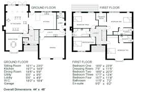 house plan dimensions two storey house plans home design ideas 2 best story 7 opulent plan