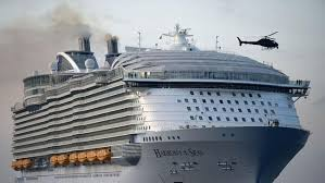 cruise ship the world a destination in itself why the world s biggest cruise ship might