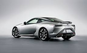 lexus used car australia new lexus lc will cost 50 percent more in australia than in the u s
