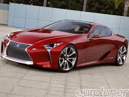 lexus lf lc tail lights lexus lf lc hybrid sports coupe concept lexus design eurotuner