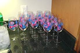 cheap personalized party favors personalized wine glasses wedding favors bridesmaid wine glasses