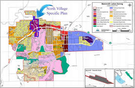 Mammoth Map 5948 Main S E Corner Only S E Corner Mammoth Lakes Ca 93546