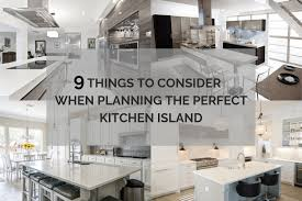 how to build a small kitchen island with cabinets 9 things to consider when planning the kitchen island