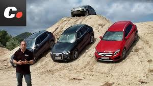 comparativa audi q5 lexus nx mercedes benz gla range rover evoque audi q3 bmw x1 prueba