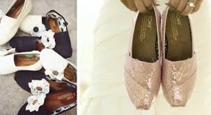 wedding shoes toms a toms wedding alexan events denver wedding planners