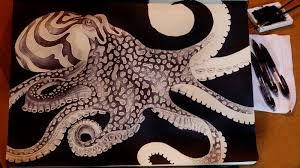 what is octopus ink called best ink 2017
