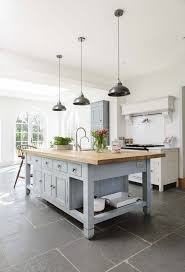 grey kitchen floor ideas best 25 modern country kitchens ideas on cottage open