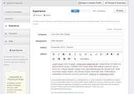 likable visual resume builder software tags visual resumes