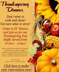 dine out this thanksgiving at these roseville restaurants