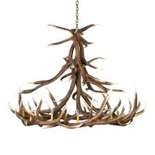 Antler Chandelier Craigslist L Deer Antler Chandelier Deer Horn Chandelier Castantlers