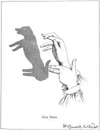 hand shadows by henry bursill
