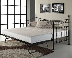 Bed Frame Metal Uk Style 3ft Single Metal Day Bed Frame Metal Sofa Bed Buy Day