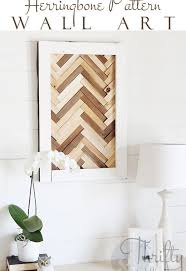 home wall decoration wood herringbone pattern wall using wood shims hometalk