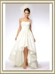 Wedding Dress With Train Short In Front Wedding Dress With Long Train Wedding Short Dresses