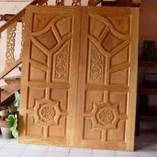 Wooden Main Door Diyar Solid Wood Main Double Door Hpd412 Main Doors Al Habib