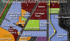 Las Vegas Casino Floor Plans Fontainebleau Las Vegas
