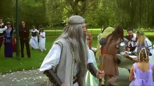 mariage celtique cérémonie tabards mariage celtique pascal