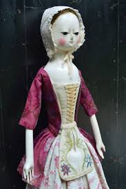queen anne and izannah walker reproduction dolls