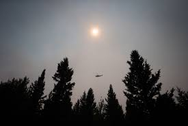Bc Wildfire Highway Closures by Gusty Winds Dry Weather Likely Mean More Evacuations From
