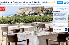 the 15 best luxury hotels in athens greece in 2016 guidora