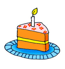 birthday cake birthday clip art free graphics clipartix
