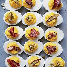 deviled eggs reincarnated food wine