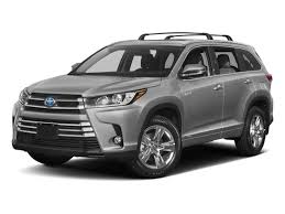 mileage toyota highlander toyota highlander hybrid limited 2017 for sale in westbury ny