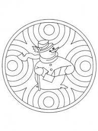 mandala drawing coloring mandalas natale